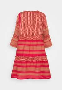 CECILIE copenhagen - JADE DRESS - Day dress - camel/red - 1