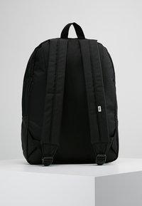 Vans - REALM BACKPACK - Mochila - black - 4