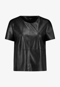 Opus - FASINELA - Blouse - black - 4