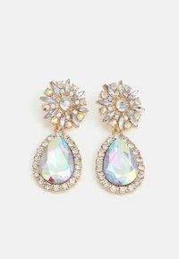 Pieces - PCLAURIA EARRINGS - Boucles d'oreilles - gold-coloured - 0