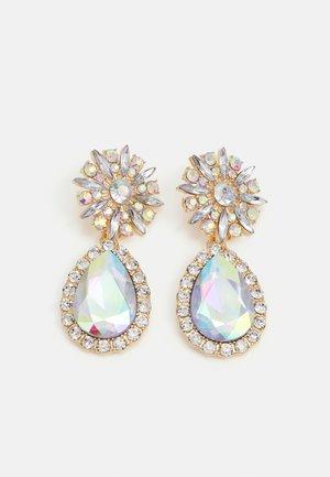 PCLAURIA EARRINGS - Earrings - gold-coloured