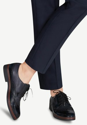 HALBSCHUH - Zapatos de vestir - navy