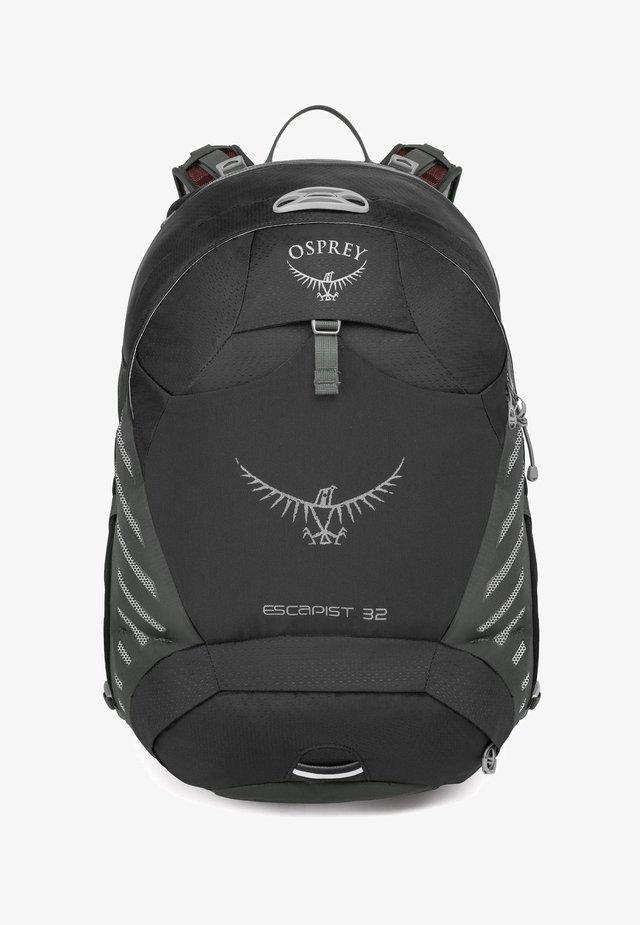 ESCAPIST - Backpack - black