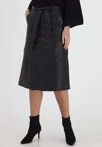 Dranella - A-line skirt - black - 0