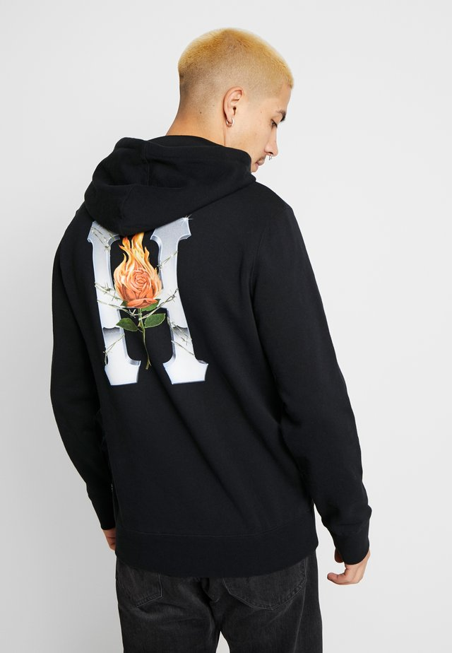 EMBER ROSE CLASSIC HOODIE - Sweat à capuche - black
