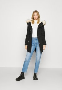 ONLY - ONLMAY LIFE  - Parka - black - 1