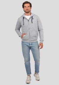 U.S. Polo Assn. - Zip-up sweatshirt - grau - 1