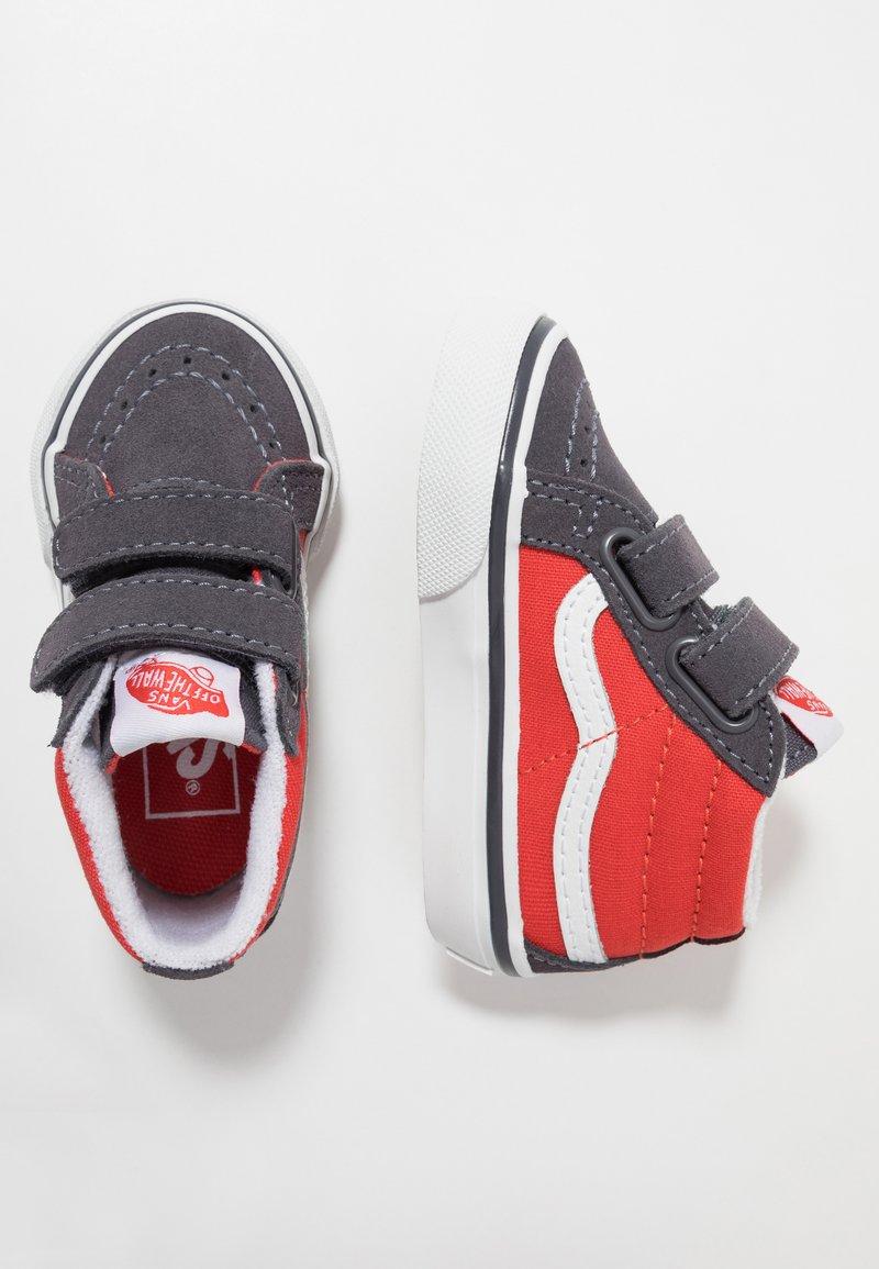 Vans - SK8-MID REISSUE  - Zapatillas altas - grenadine/periscope