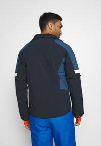 Icepeak - FREEBURG - Ski jacket - dark blue - 3