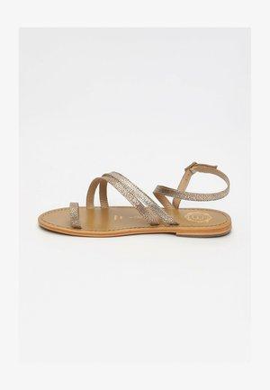 GUAYABA - Sandales - gold