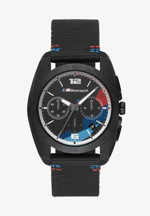 MOTORSPORT - Chronograph watch - black