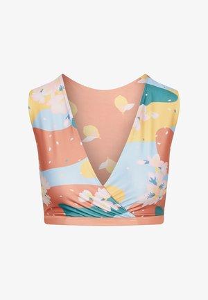 ENOSHIMA - Bikini top - multicolored
