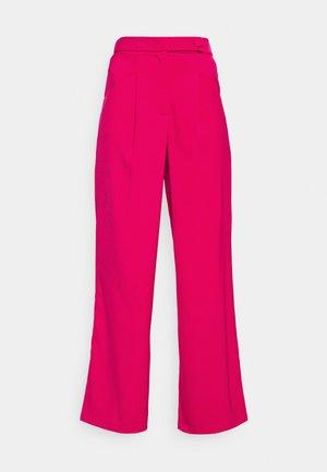 VIVIAN TROUSER - Trousers - pink