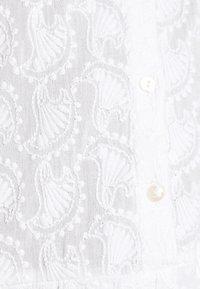 Stella Nova - Košilové šaty - white - 7