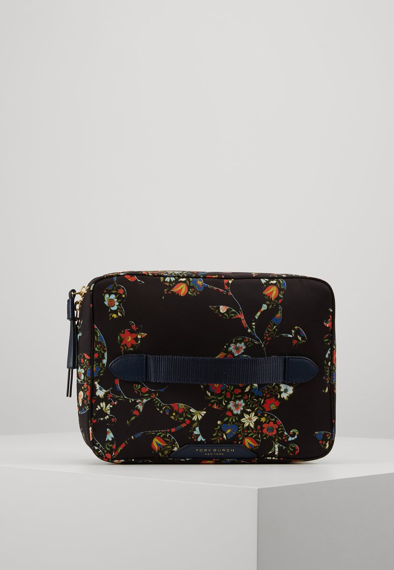 Tory Burch - PERRY NYLON PRINTED COSMETIC SET - Kosmetiktasche - sacred floral