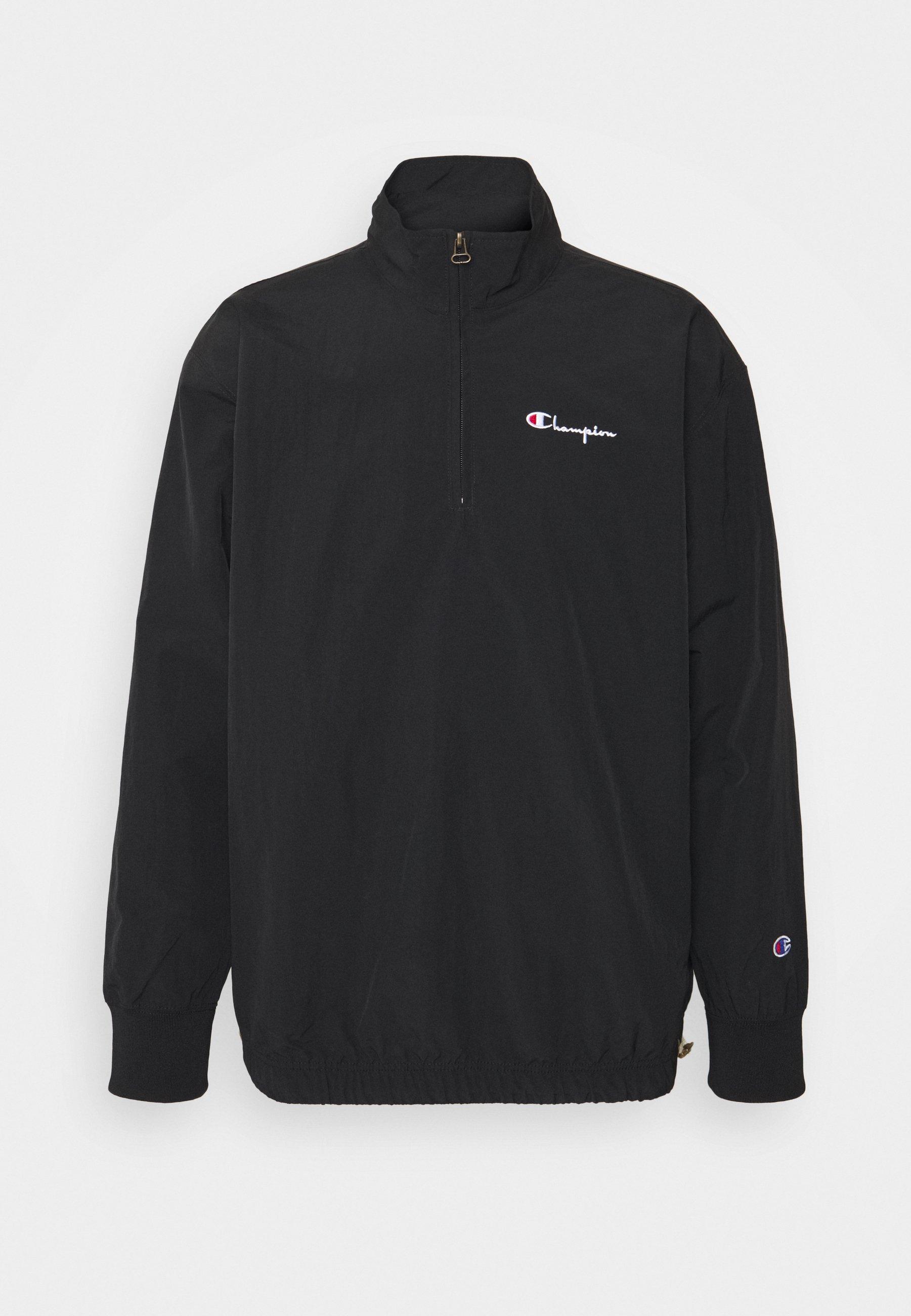 Men HALF ZIP - Summer jacket