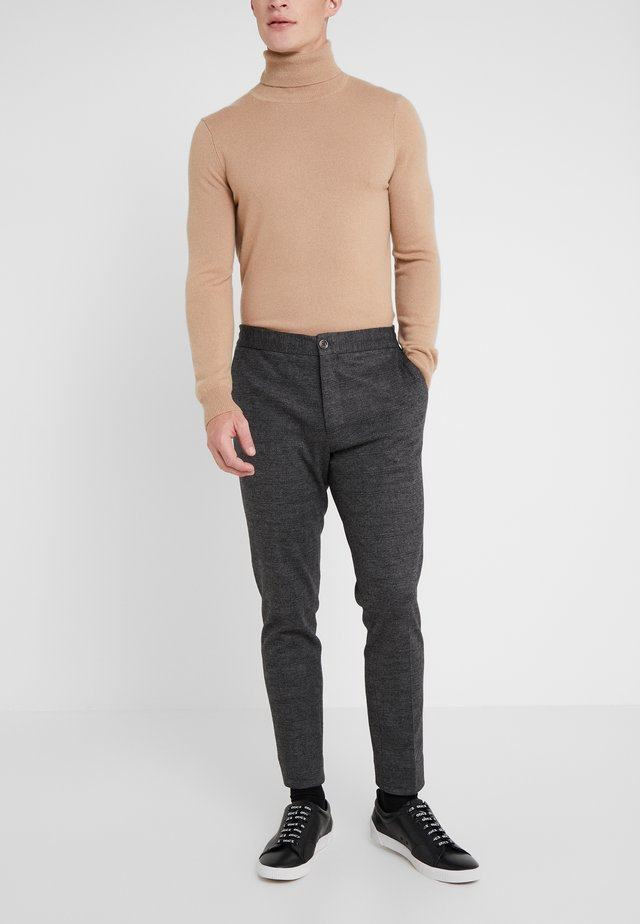 DAVIDE  - Trousers - grey