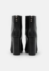 KHARISMA - Kotníková obuv na vysokém podpatku - nero - 3
