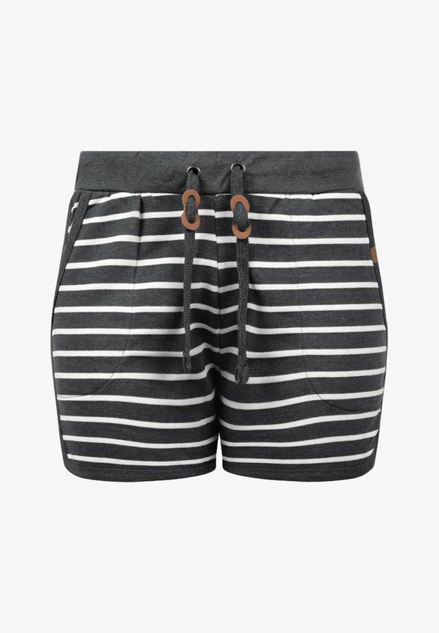KIRA - Shorts - charcoal