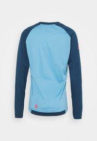 Zimtstern - PUREFLOWZ - Sports shirt - heritage blue/french navy - 5