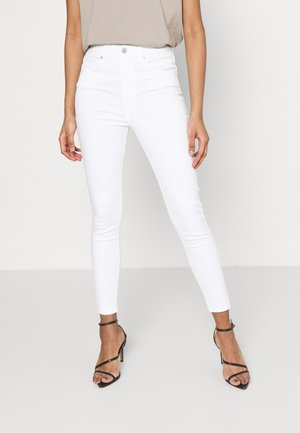 MILE HIGH ANKLE SKINNY - Jeansy Skinny Fit - cool as ice