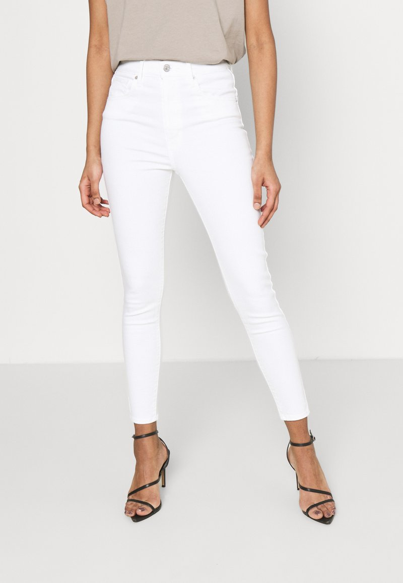 Levi's® - MILE HIGH ANKLE SKINNY - Jeans Skinny Fit - cool as ice