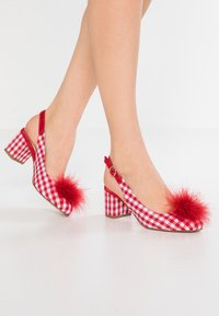 mint&berry - Classic heels - red - 0