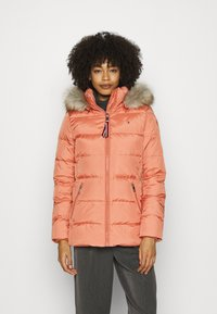 Tommy Hilfiger - BAFFLE - Doudoune - clay pink - 0