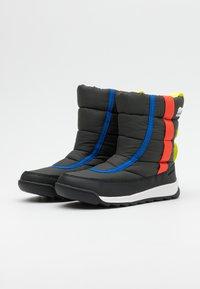 Sorel - YOUTH WHITNEY II PUFFY UNISEX - Winter boots - coal - 1