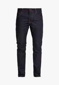 Nudie Jeans - GRIM TIM - Straight leg jeans - dry true navy - 3