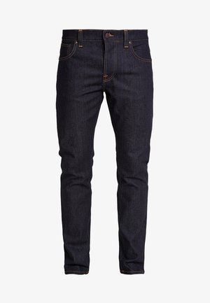 GRIM TIM - Straight leg -farkut - dry true navy