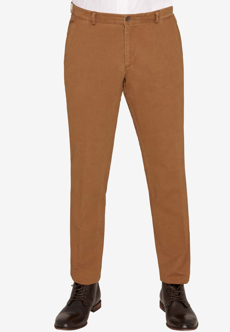 Carl Gross - TOTO - Trousers - yellow