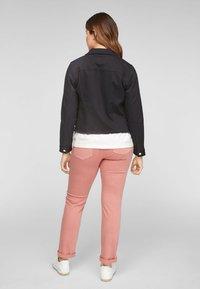s.Oliver - Denim jacket - black - 2