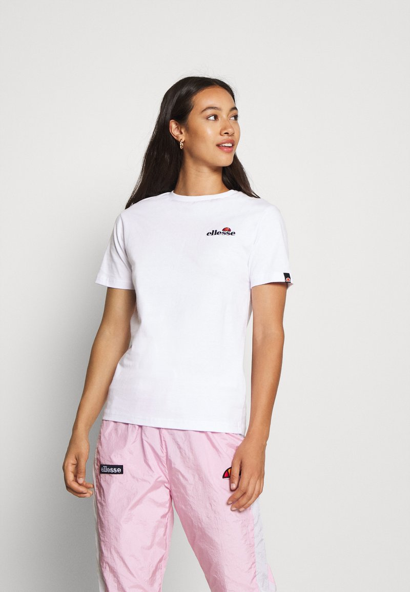 Ellesse - MONTAL - T-shirts print - white