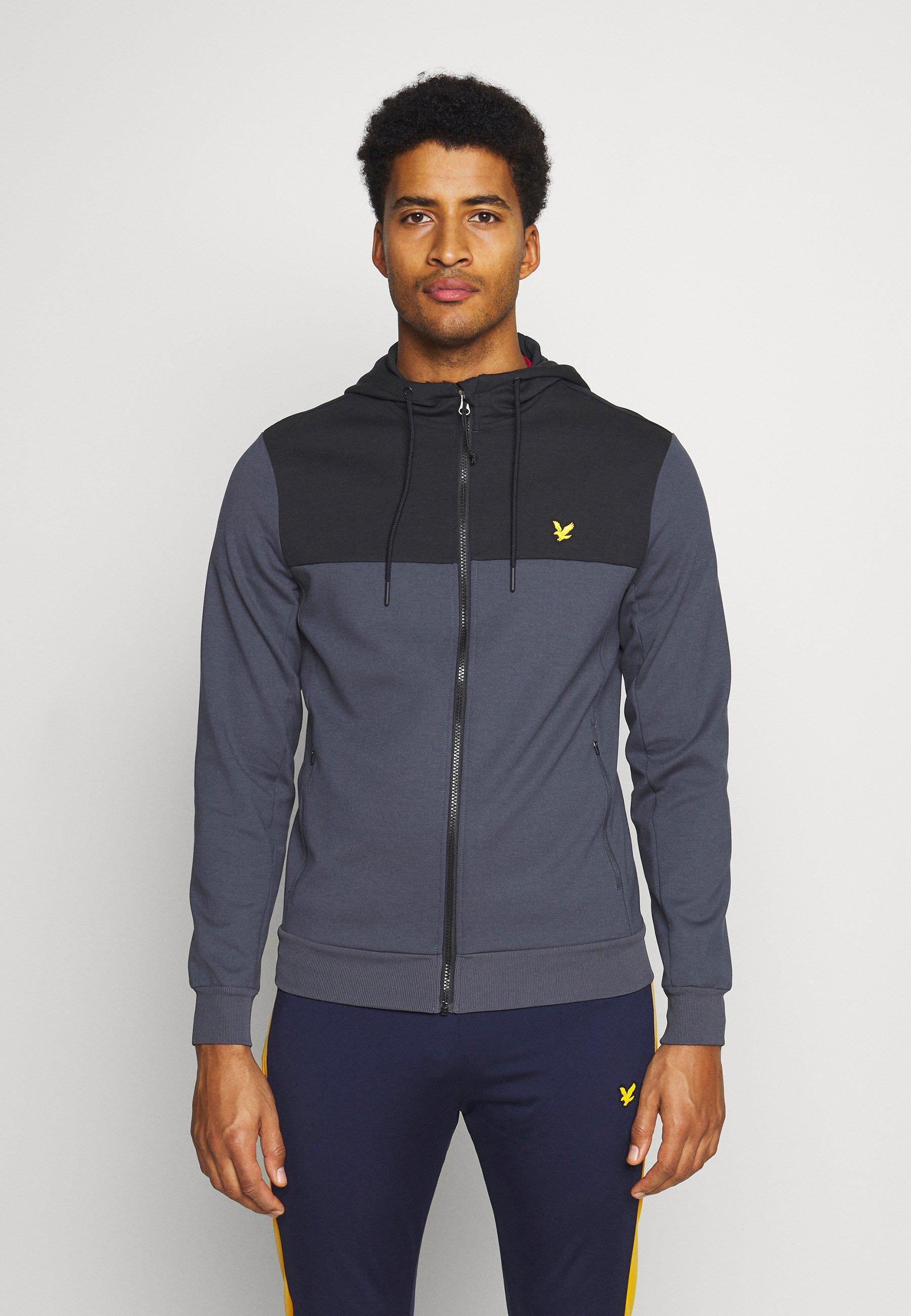 Men COLOUR BREAKER TECH  - Zip-up sweatshirt