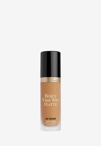BORN THIS WAY MATTE FOUNDATION - Foundation - butter pecan