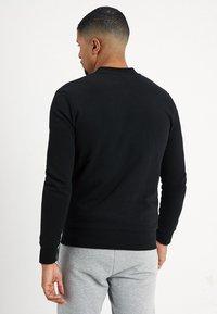TOM TAILOR DENIM - JACKET - Zip-up hoodie - black - 2