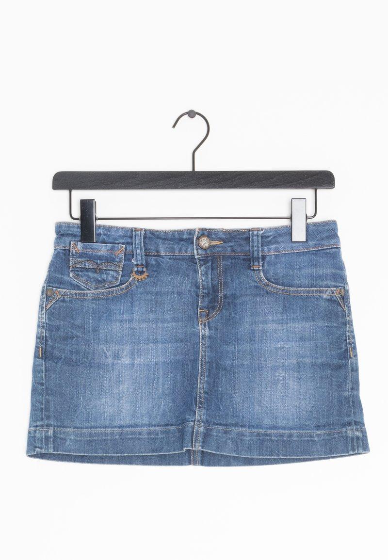 Mavi - Spódnica trapezowa - blue