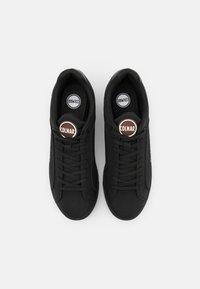 Colmar Originals - BRADBURY RASH - Sneakers laag - black - 3