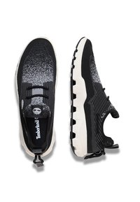 Timberland - OXFORD - Sneakers - jet black - 1