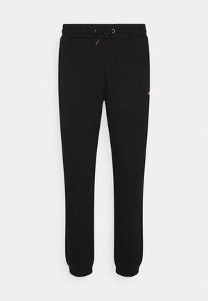 EDANC PANTS - Verryttelyhousut - black