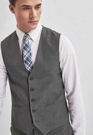 Suit waistcoat - gray