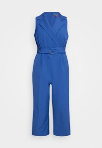 Vince Camuto Plus - BELTED - Overall / Jumpsuit /Buksedragter - blue - 3
