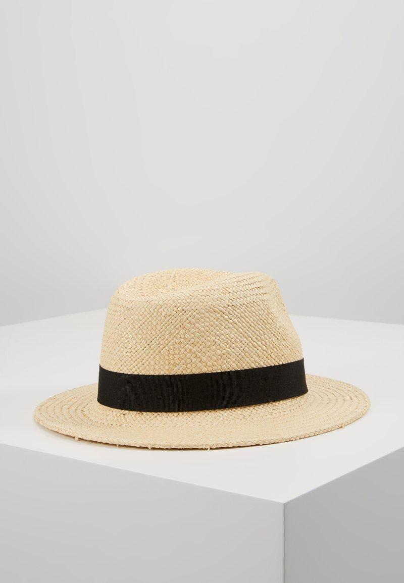 Menil - POMPEI PANAMA - Hat - nature/black