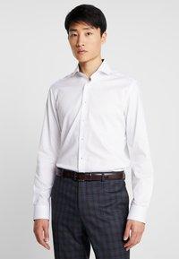 Eterna - SLIM FIT - Kostymskjorta - white - 0
