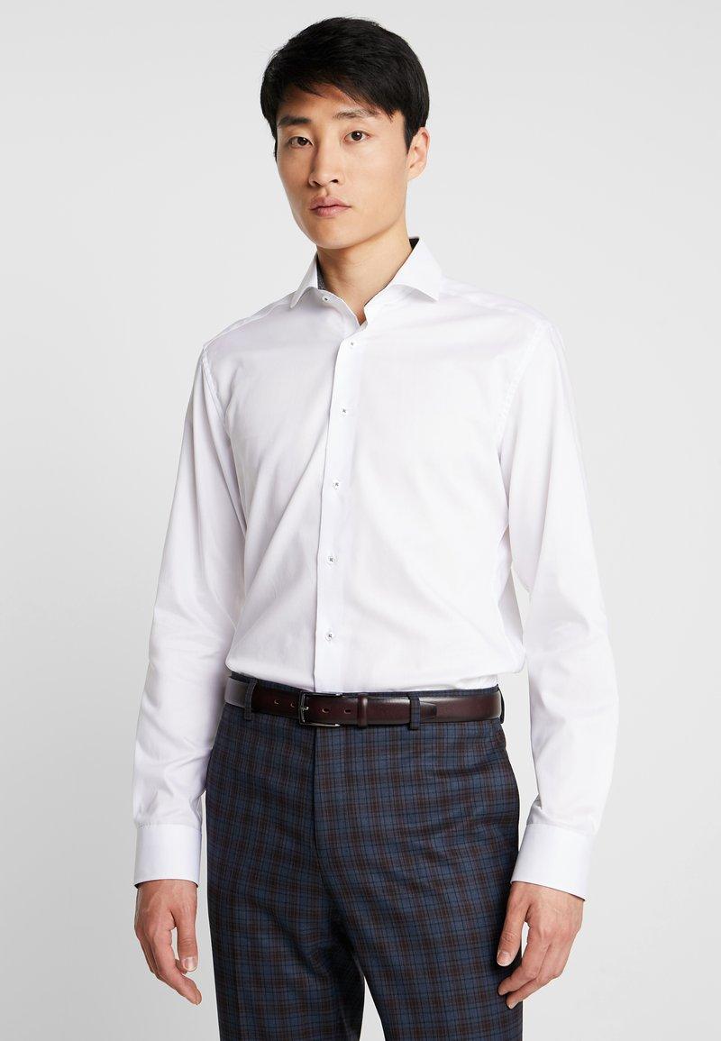 Eterna - SLIM FIT - Kostymskjorta - white