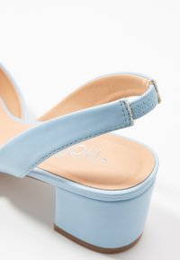 Wallis - CUSTARD - Escarpins - light blue - 2