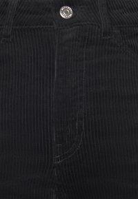 Weekday - ROWE TROUSER - Trousers - black - 2