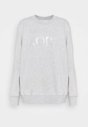 Sweatshirt - pearl heather