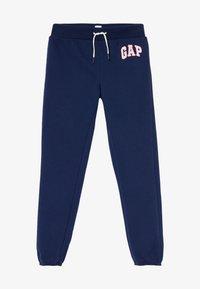 GAP - GIRL LOGO - Tracksuit bottoms - elysian blue - 2